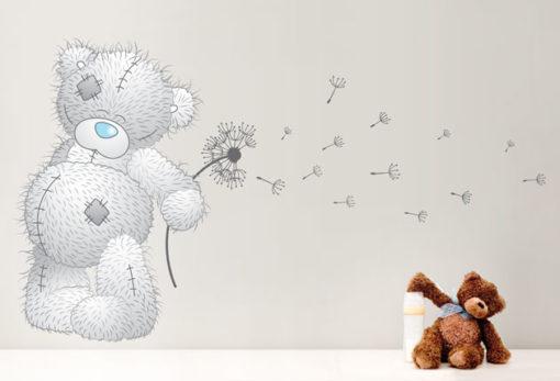 Teddy-&-dandelion