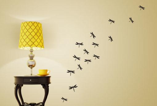 15-Dragonflies