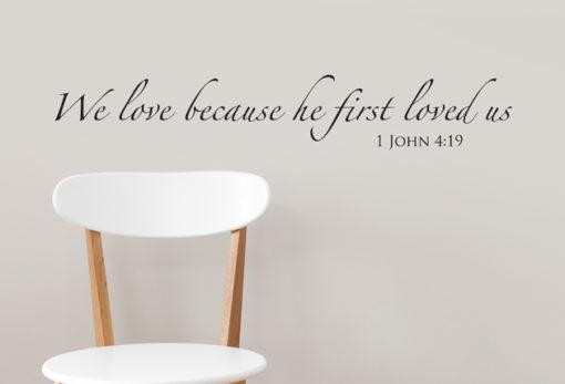 1-JOHN-4-19