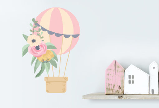 FLORAL-HOT-AIR-BALLOON